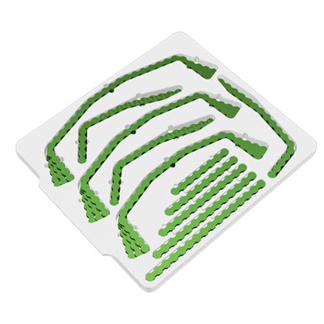 Sistema de Reconstrução Mandibular 2.4 - Templates