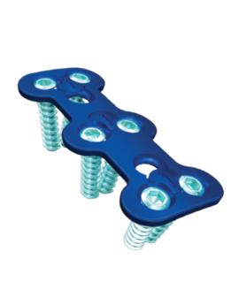 Cefix® II - Placa Cervical Anterior Bloqueada